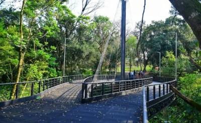 Ultiman detalles para habilitación del Parque Lineal de CDE