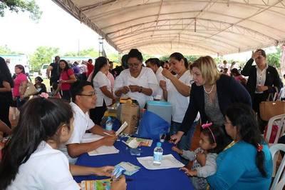 Acercarán servicios públicos a mujeres caazapeñas