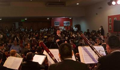 """La OSCA prosigue su ciclo de """"Cultura en los barrios de Asunción"""""""