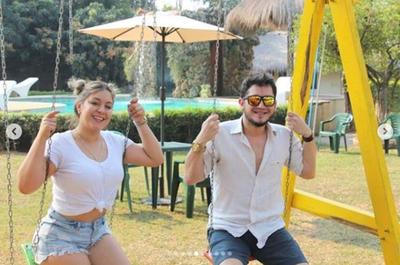 El caliente fin de semana de Fátima y Junior