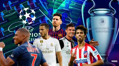 Liga de Campeones inicia serie de fases de grupos