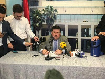 Habría brazos caídos en la Policía para destitución de Villamayor