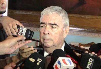 Saguier Caballero comparecerá hoy ante la Bicameral del caso Itaipú