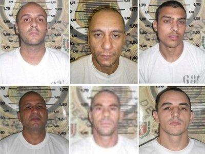 Alto Paraná: Policías en alerta ante fuga de reclusos en el Brasil
