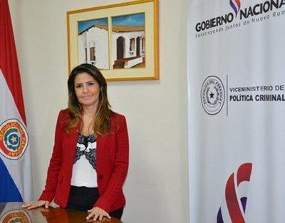 Seguridad penitenciaria, prioridad para nueva viceministra de Política Criminal