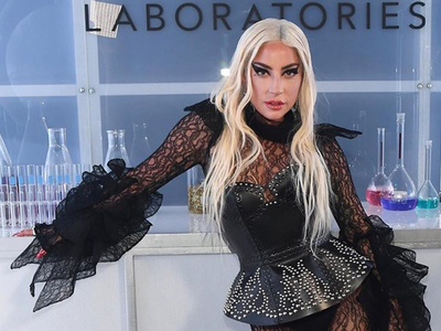 """Lady Gaga lanzó su línea de cosméticos """"Haus Laboratories"""""""