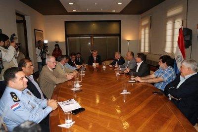 Productores piden más seguridad a Villamayor