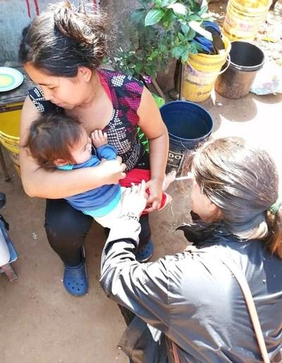 Intensifican vacunaciones en Villeta
