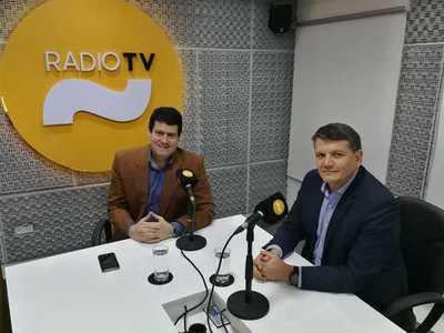 Oficinas de Gobierno en el Puerto de Asunción registran un avance del 35%