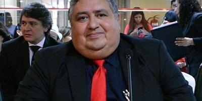 HOY / Fallece el concejal de Asunción, Víctor Hugo Menacho