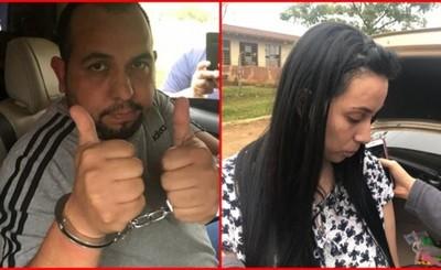 Javier González y su pareja detenidos por extorsión vía sexting