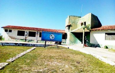 Local del puesto de salud del IPS en Bahía Negra es una pocilga