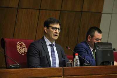 Designan a Silvio Ovelar presidente de la Comisión Bicameral de Presupuesto