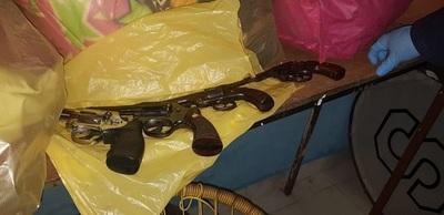 Tres detenidos por asesinato en la SND