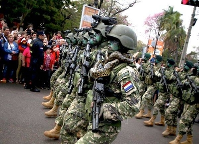 "HOY / Enmienda para militarización: ""No será para luchar contra motochorros"", aclara ministro"
