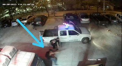 Videos revelan a barras bravas disparando en fatal enfrentamiento
