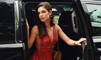Nadia Ferreira recordó sus inicios en el modelaje