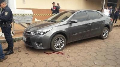 HOY / Matan a balazos a brasileño en Pedro Juan Caballero