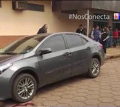 Sicarios asesinan a brasileño en pleno centro de Pedro Juan Caballero