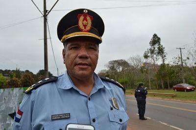 Asumió nuevo jefe de prevención y seguridad ciudadana en Misiones
