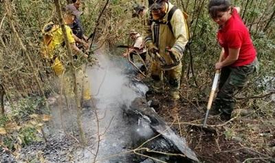Investigan a más de una decena de estancieros por incendios en el Chaco