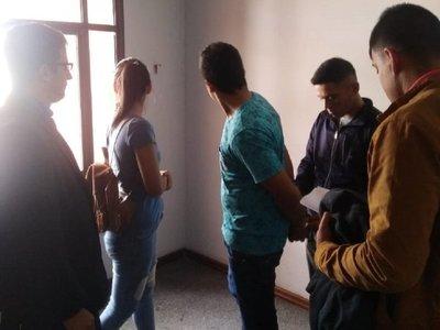 Caso Samura: Imputan a joven por producción de documentos falsos