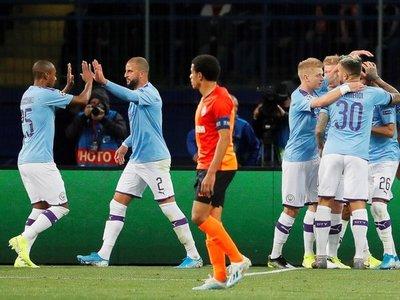 El City golea al ritmo de Gundogan