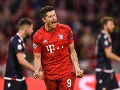 Bayern debuta con goleada ante un rocoso Estrella Roja