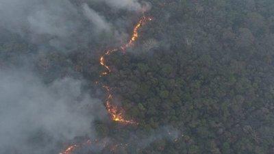 Estancieros que provoquen incendios serían expulsados de la ARP