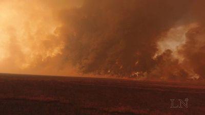 CAF entregará 100.000 dólares para combatir incendios en el Chaco