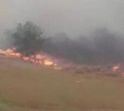 Incendios forestales: Infona investigará a 15 estancieros