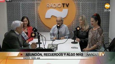 """Reinas de belleza comparten anécdotas en """"Asunción, recuerdos y algo más"""""""