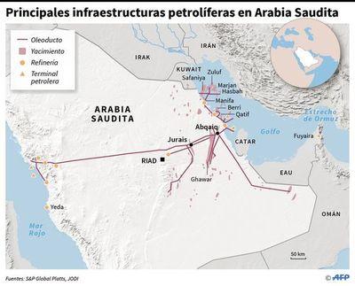 """EE.UU. califica de """"acto de guerra"""" ataque a A. Saudí"""