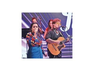 Dúo paraguayo Purahéi Soul inicia  en Madrid su gira por el Viejo Continente