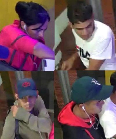 Policía cuenta con fotos de hackers de cajeros de BNF