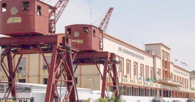 """Oikoma """"tuneo""""  del edificio del  Puerto de Asu"""