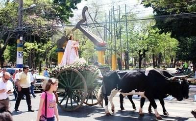 La fiesta patronal luqueña inicia este sábado con la tradicional Bandera jere •
