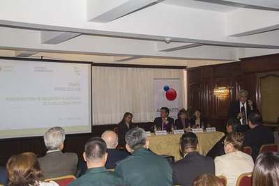 ANEAES recibió reconocimiento de autoridades educativas
