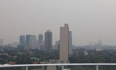 HOY / Por alta polución, cardiacos y alérgicos tienen prohibido hacer ejercicios al aire libre