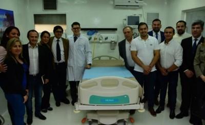 Reactivan segunda cama de UTI en el Hospital Regional