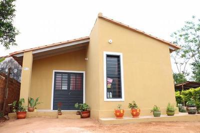 Más de 200 familias acceden a la casa propia en Itá