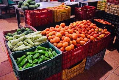 Continúan las ferias de hortalizas en Alto Paraná