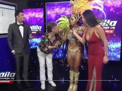Tensa pelea entre Luma y su bailarina