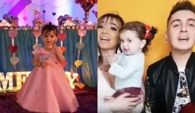 Melody, La Hija De Marilina Y Will Cumplió Su Segundo Añito De Vida