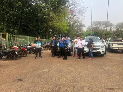 Intendente anuncia nuevos agentes de tránsito en CDE