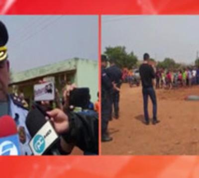 Tierra de nadie: Ejecutan a joven a metros de una escuela en Amambay
