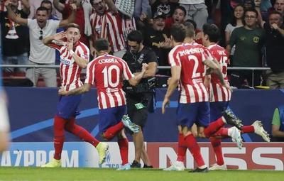 Liga de Campeones: PSG doblega al Real y Juventus iguala ante el Aleti