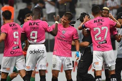 Independiente del Valle se sitúa a un paso de la final de la Sudamericana
