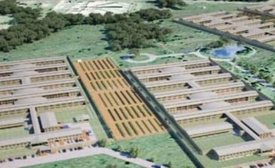 Nuevas cárceles en Emboscada y Minga Guazú serán de alta seguridad