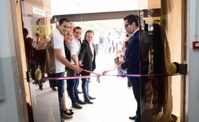 Inauguran primera clínica municipal